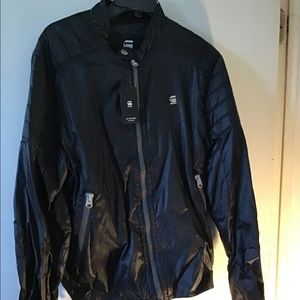 G-star nylon motor inspired men's jacket